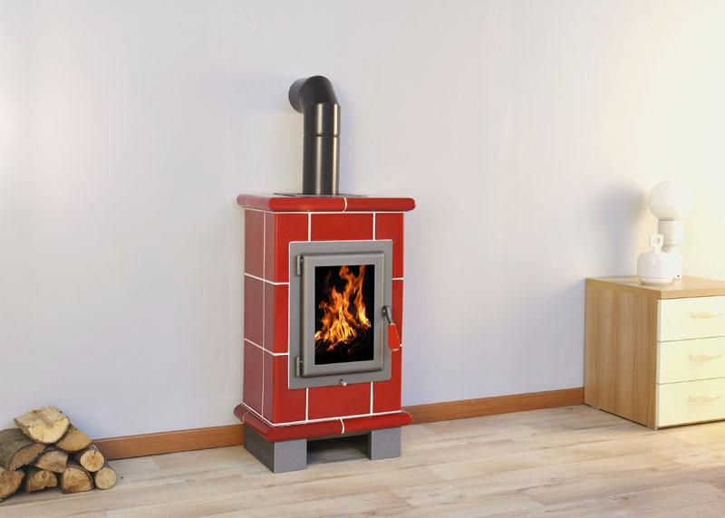 Stufa stilo pellet in maiolica da 6 kwp - Stufe a legna usate prezzi ...